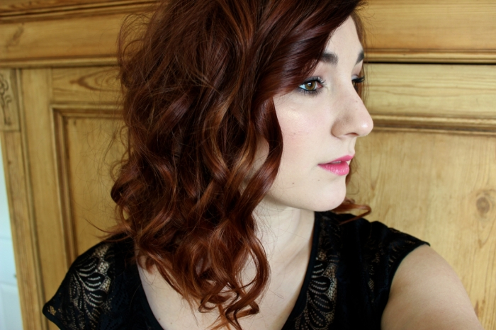 Curls + Volume, yes yes yes